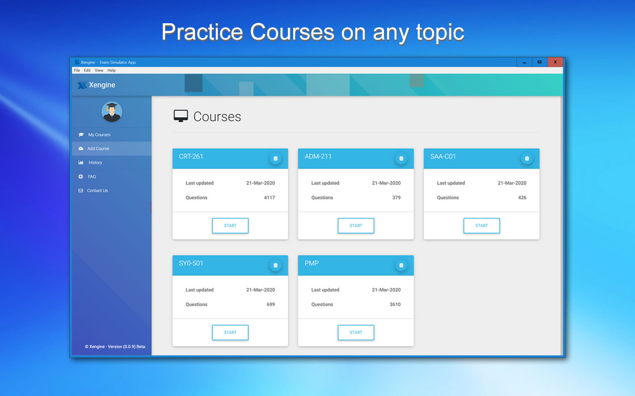 ACA-Cloud1 Practice and Study